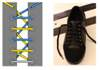 5 kiểu buộc dây Giày Nam độc đáo