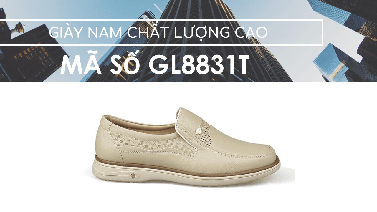 giày hàng hiệu nam chất liệu bền 8831T1