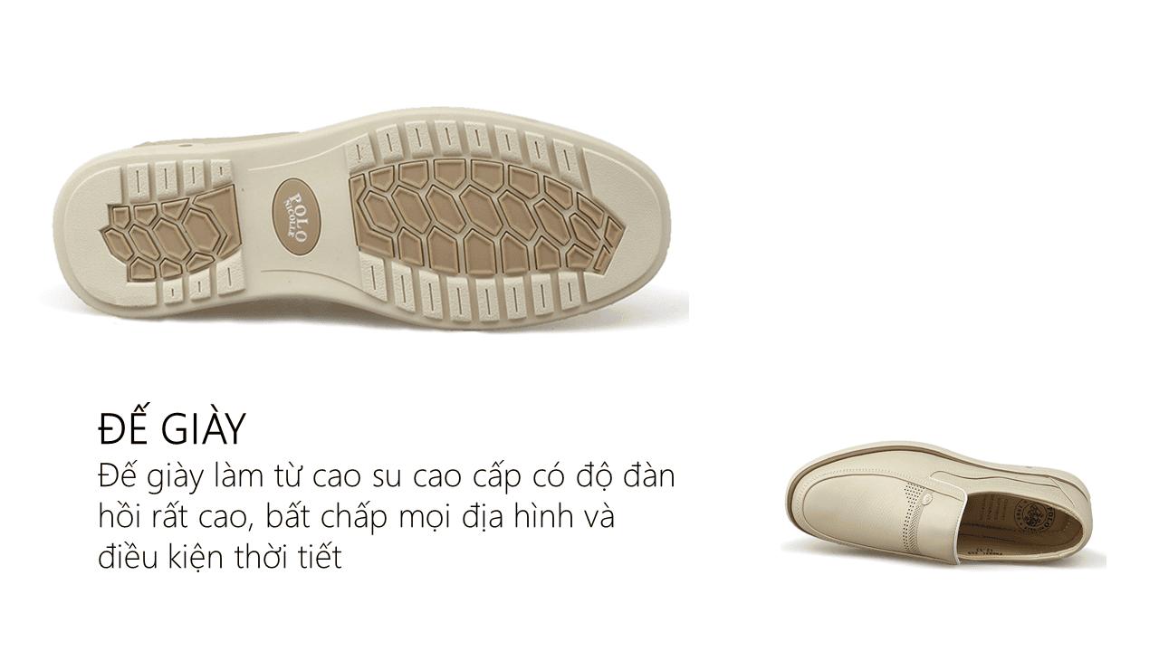 giày hàng hiệu nam chất liệu bền 8831T3
