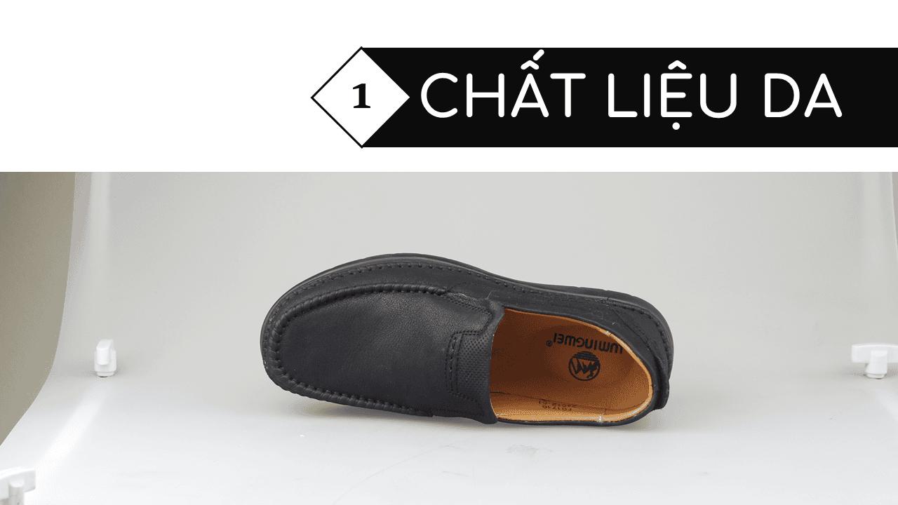 giày lười thời trang cao cấp GL1716D3
