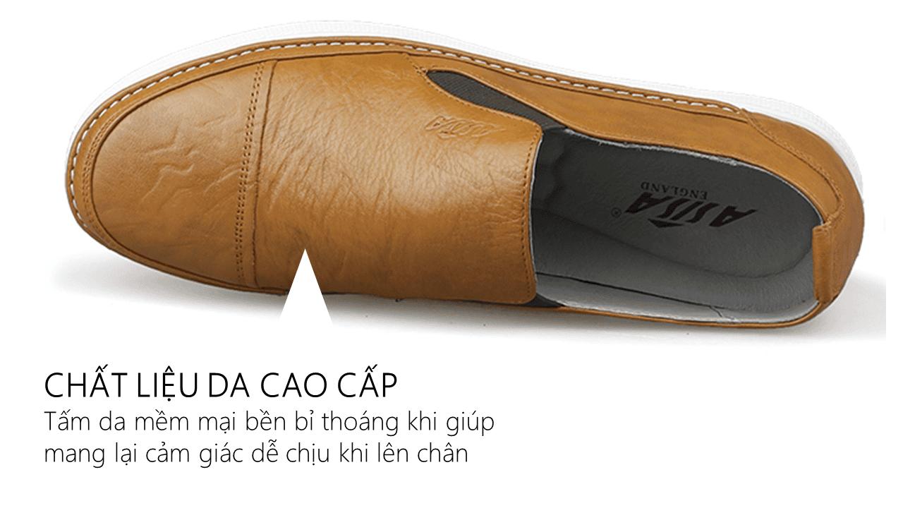 giày slip on siêu đẹp 8271v5