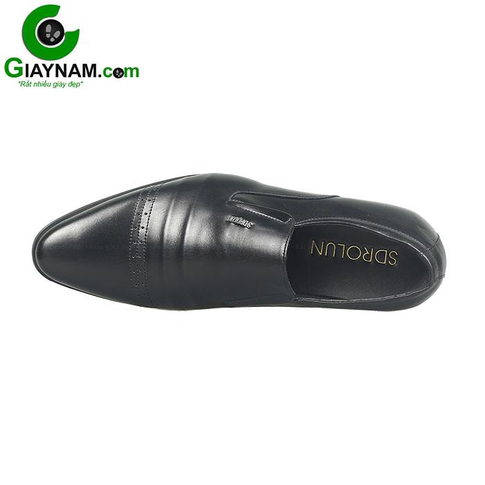 Giày lười công sở chống nhăn gập mã GL6022DN3