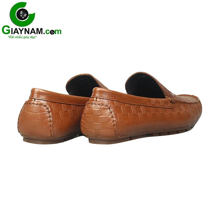 Giày mọi nam họa tiết versace lạ mắt mã GM8912N4