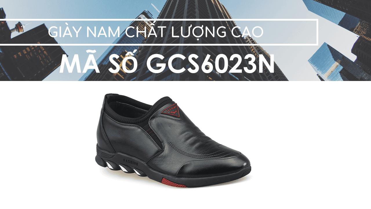 Giày cao siêu việt nâng đế 7cm ưu điểm vượt trội cho nam giới 2018 GCL65198D1