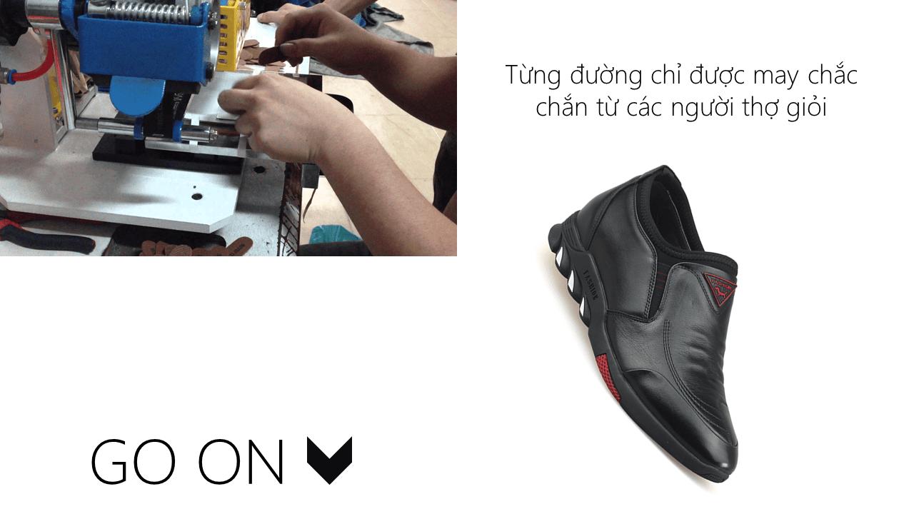 Giày cao siêu việt nâng đế 7cm ưu điểm vượt trội cho nam giới 2018 GCL65198D6