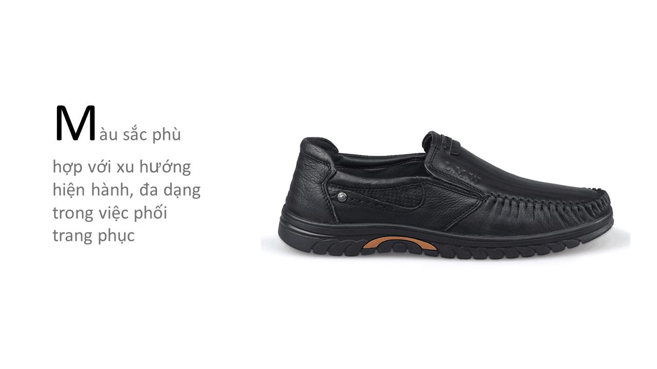 giày lười thương hiệu quốc tế giá tốt GL3188D13