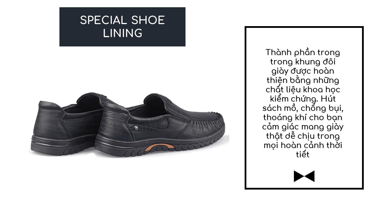 giày lười thương hiệu quốc tế giá tốt GL3188D8