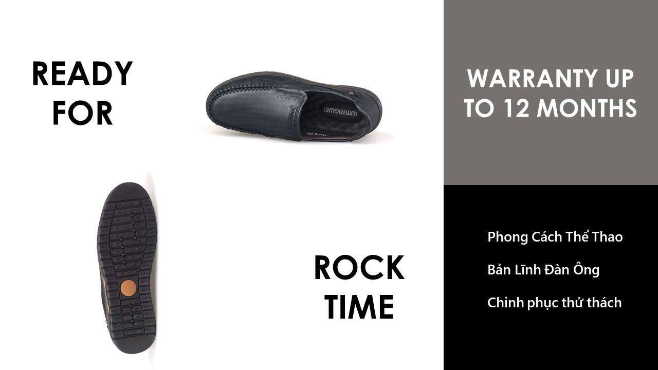 giày lười thương hiệu quốc tế giá tốt GL3188D9