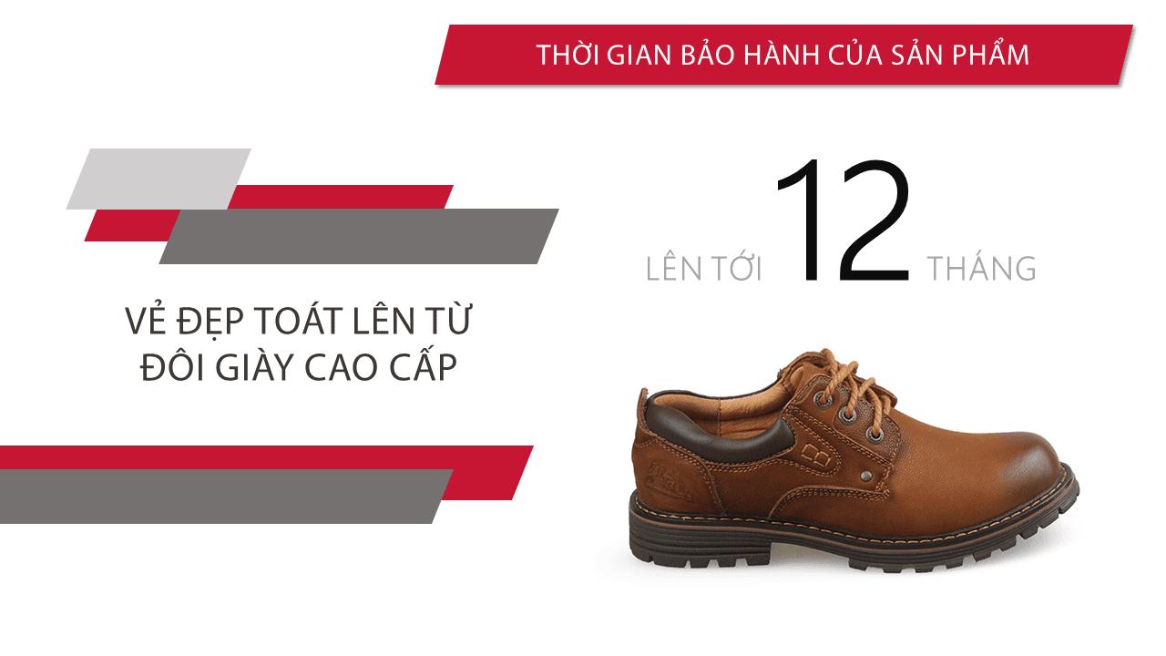Giày buộc dây nhập khẩu thương hiệu anh quốc mùa đông ấm áp 2018  Mã số BD2021N10