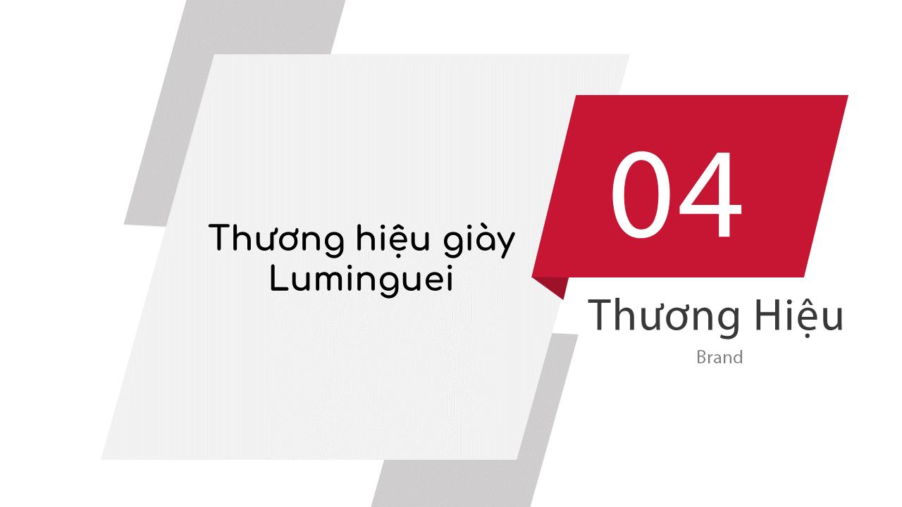 Giày buộc dây màu trắng bạch mã thương hiệu luminhguei chính hãng 2018 BD1210T11