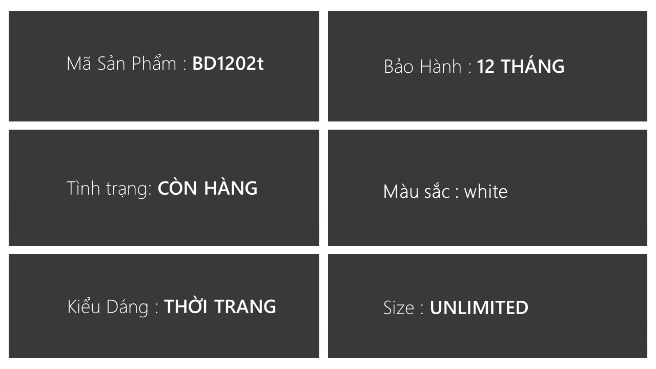Giày buộc dây màu trắng bạch mã thương hiệu luminhguei chính hãng 2018 BD1210T3