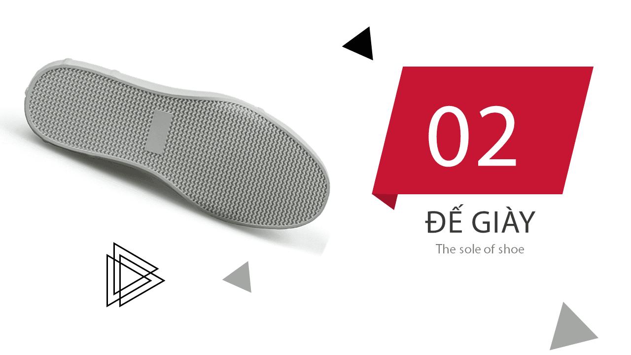 Giày buộc dây màu trắng bạch mã thương hiệu luminhguei chính hãng 2018 BD1210T7