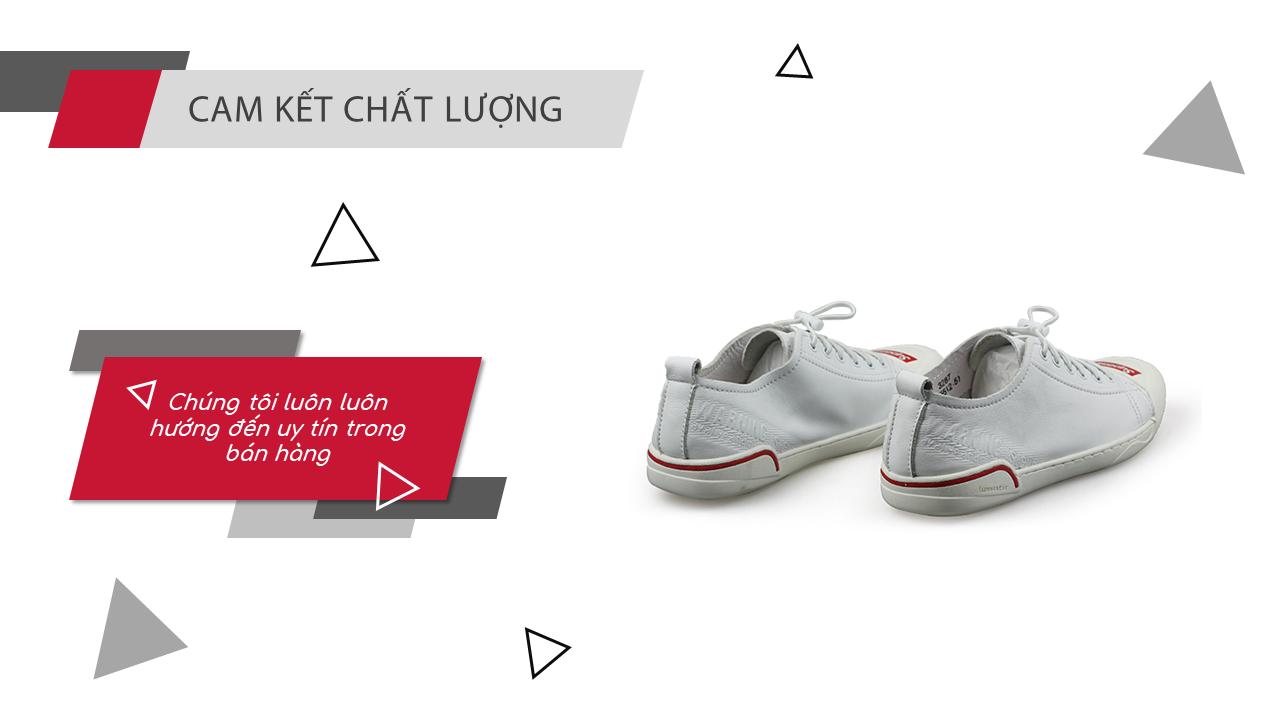 Giày buộc dây thể thao suppreme thời trang viền đỏ 2018; Mã số BD3298T12