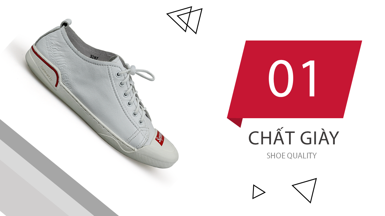 Giày buộc dây thể thao suppreme thời trang viền đỏ 2018; Mã số BD3298T5