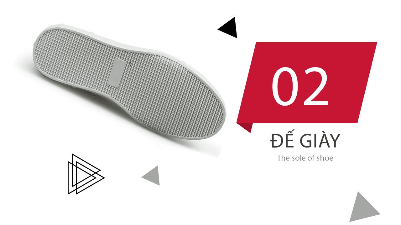 Giày buộc dây thời trang thương hiệu luminguei cao cấp chính hãng màu đen trắng BD1210T7