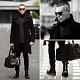 Giày cao cổ nam- xu hướng thời trang thu