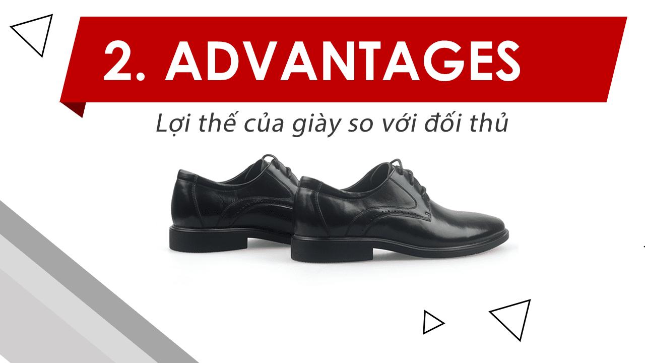 Giày công sở buộc dây nhập khẩu thương hiệu cao cấp 2018-9