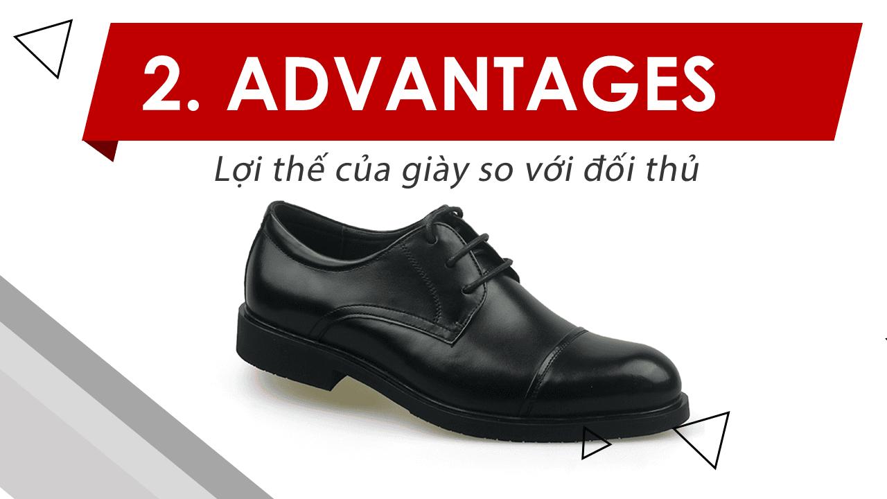 Giày da nam công sở màu đen lịch lãm nhập khẩu 2018-9