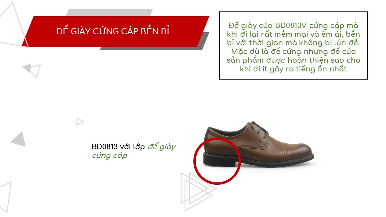 Giày da nam công sở màu vàng lịch lãm nhập khẩu 2018-10