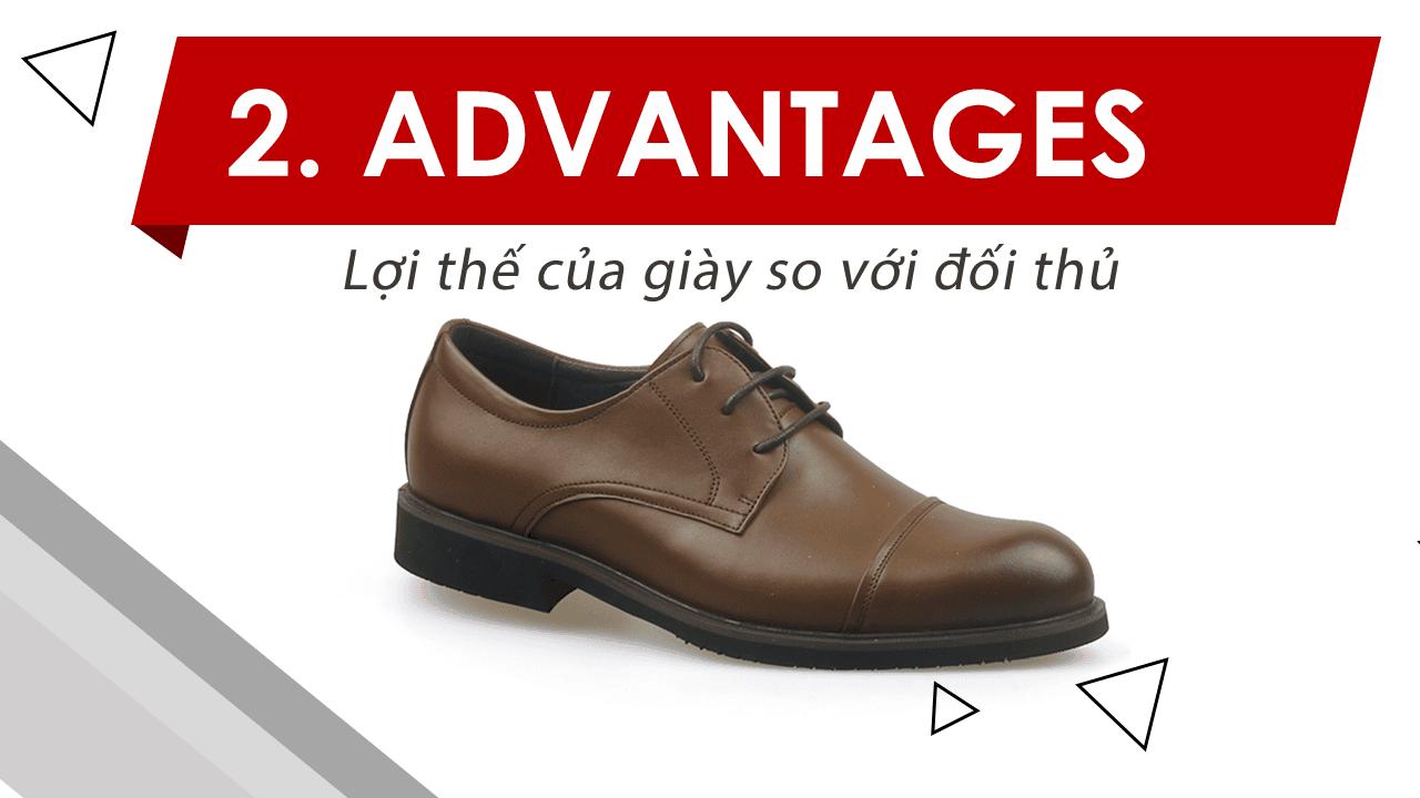 Giày da nam công sở màu vàng lịch lãm nhập khẩu 2018-9