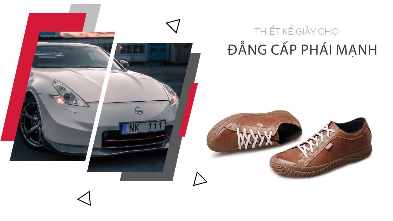Giày cao đế mềm thương hiệu GOG màu nâu dây trắng thời trang 2018 BD68665N4