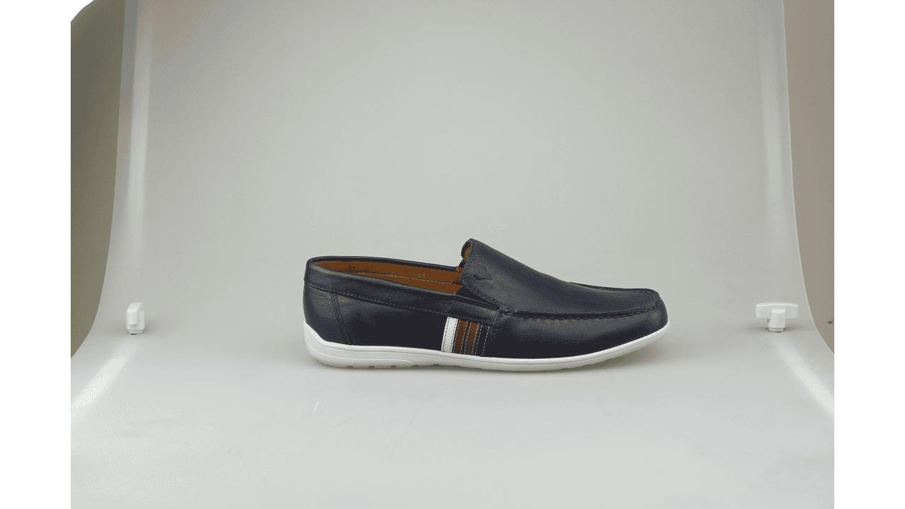 Giày lười châu âu GL902D1