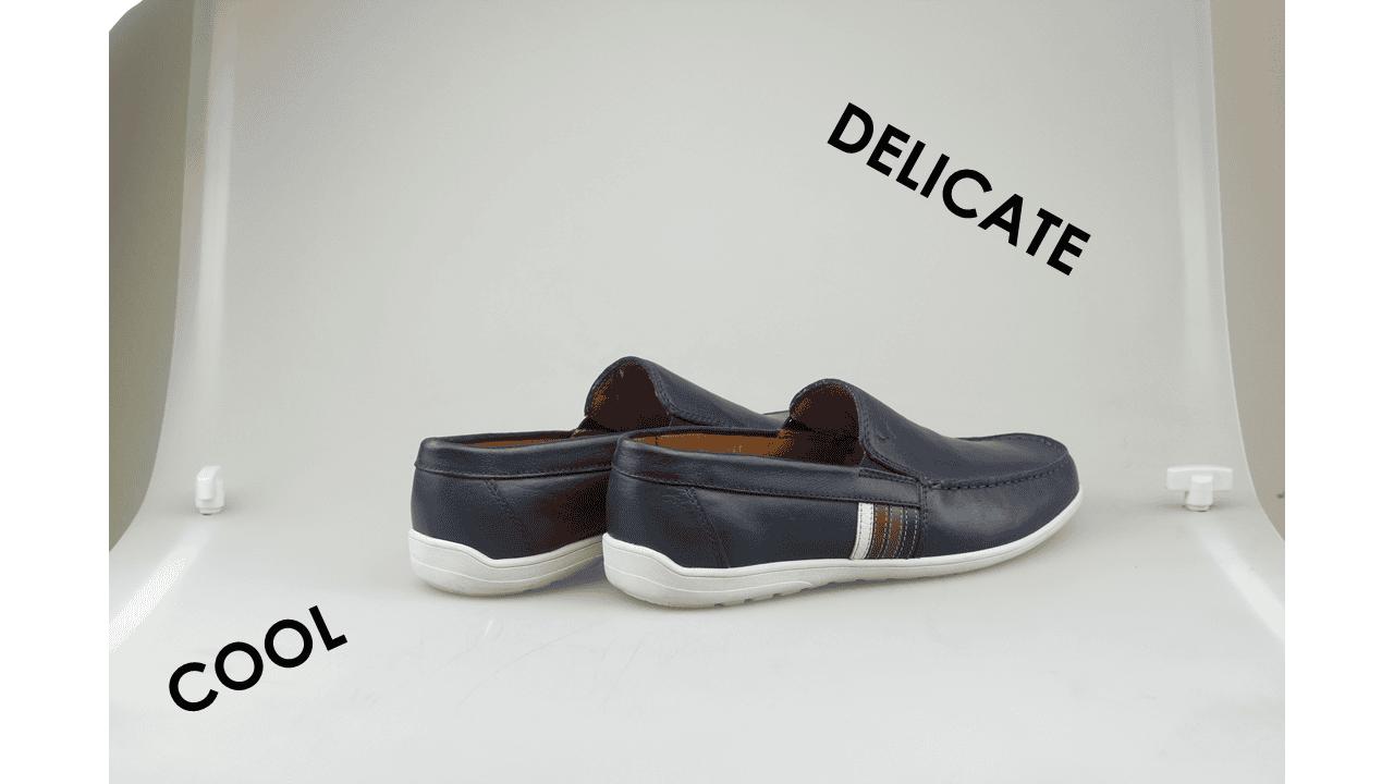 Giày lười châu âu GL902D11