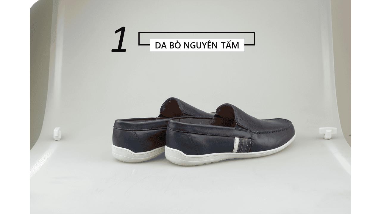 Giày lười châu âu GL902D4