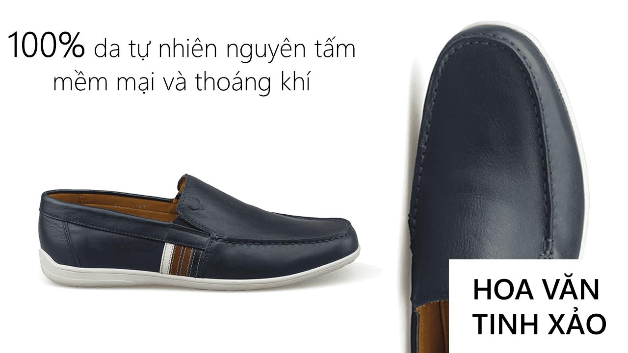 Giày lười châu âu GL902D5