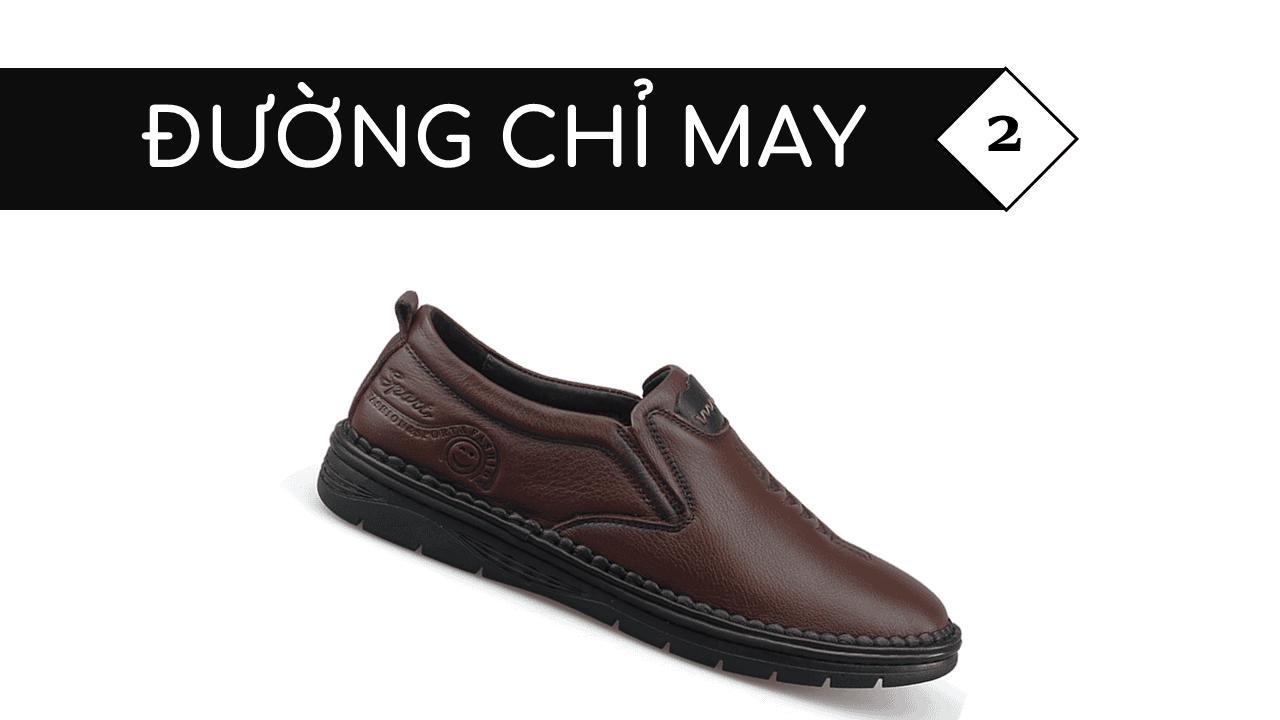 Giày lười công sở đế siêu mềm nhập khẩu nguyên chiếc 2018 GL501119N5