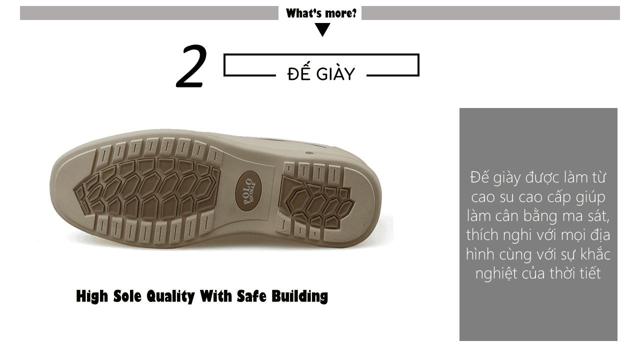 Giày lười màu trắng sữa quý phái mang đậm khí chất CEO; Mã số GL88832TS6