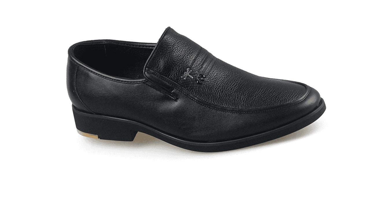 Giày lười nam thời trang logo con chuồn chuồn siêu dẻo 2018 GL1560D1