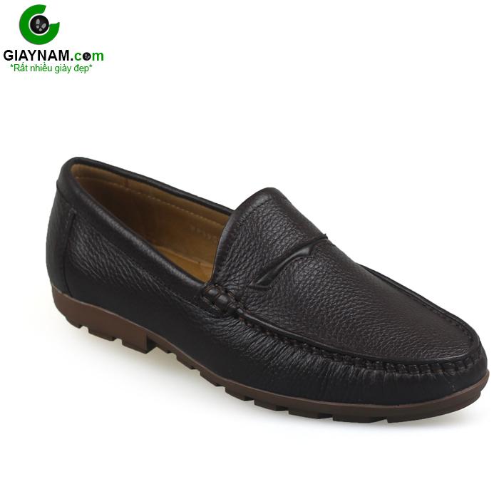 Giày lười nam da bò đẹp