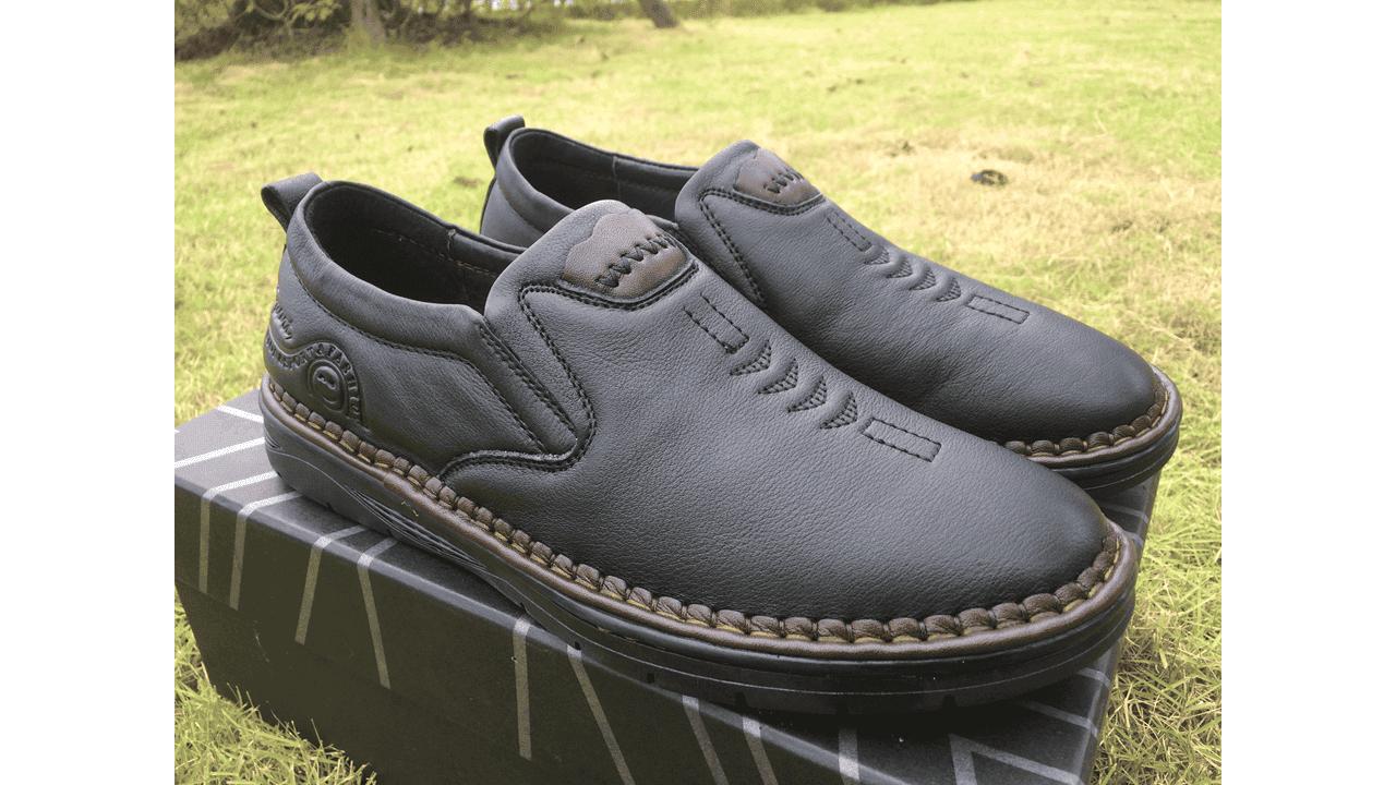 Giày lười phong cách cổ điển dành riêng cho những người đứng đầu 2018 GL501119D12