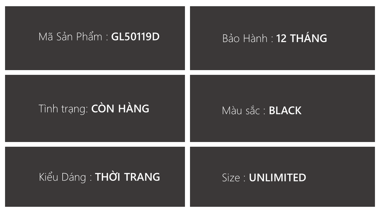 Giày lười phong cách cổ điển dành riêng cho những người đứng đầu 2018 GL501119D3