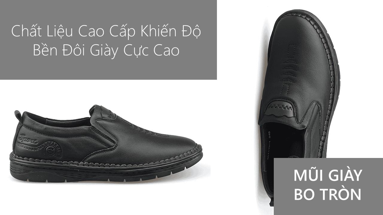 Giày lười phong cách cổ điển dành riêng cho những người đứng đầu 2018 GL501119D5