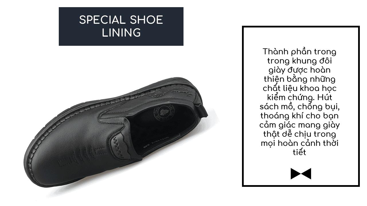 Giày lười phong cách cổ điển dành riêng cho những người đứng đầu 2018 GL501119D8