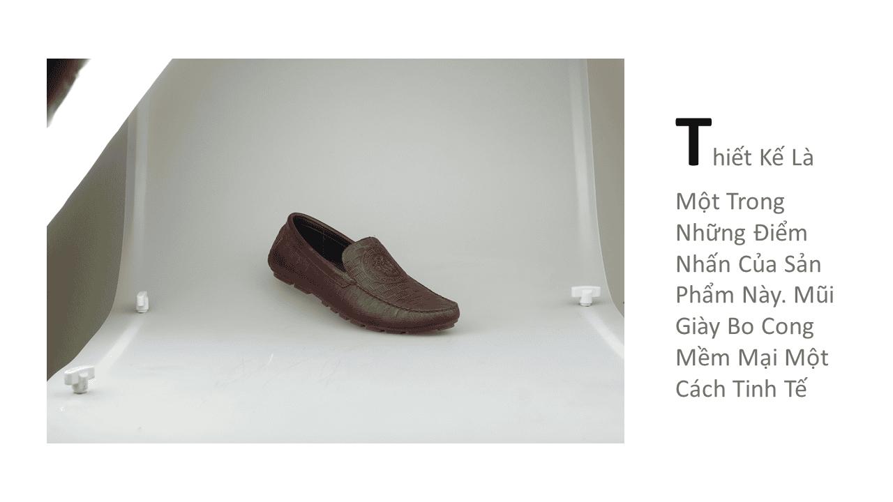 giày lười chất lương cao giá rẻ GL9812n12