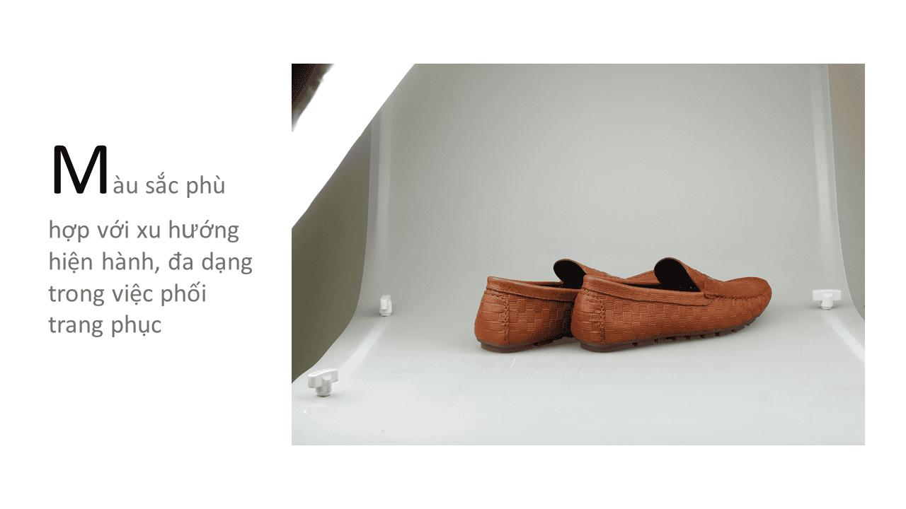 giày lười chất lương cao giá rẻ GL9812n13