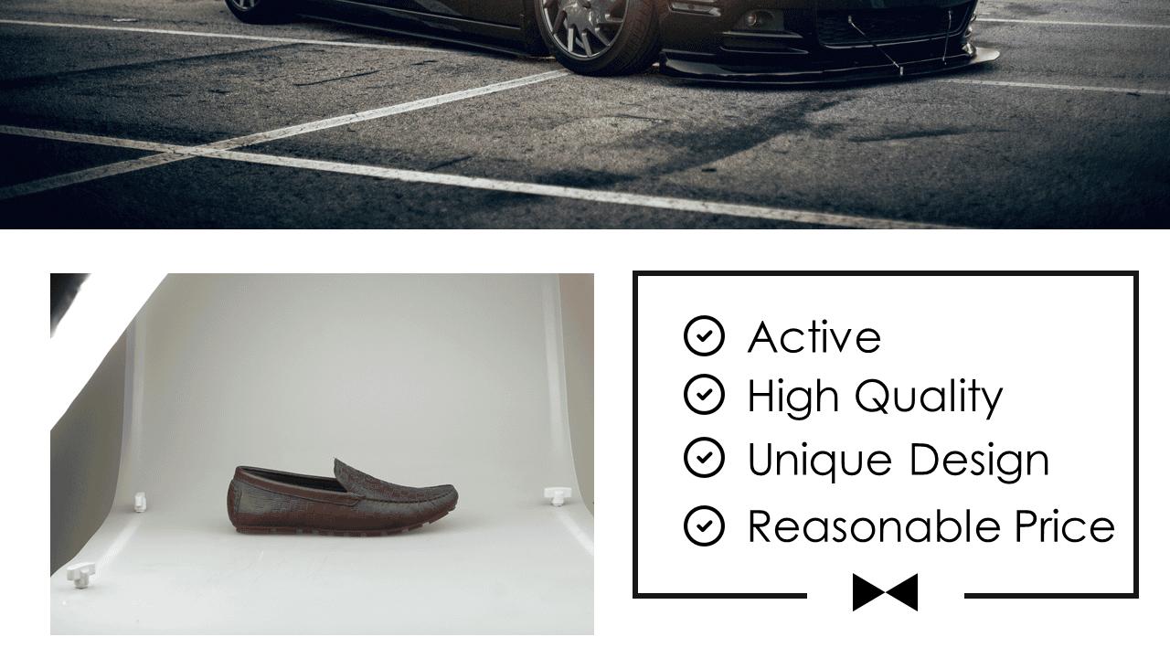 giày lười chất lương cao giá rẻ GL9812n2