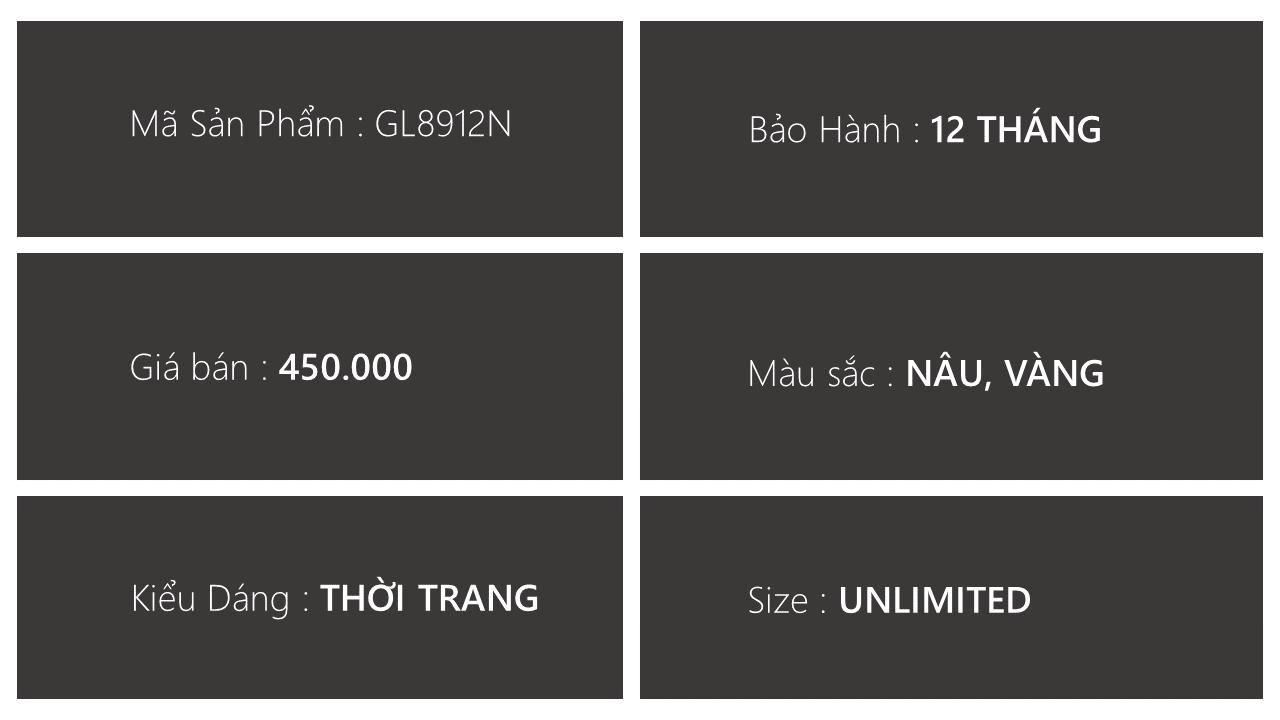 giày lười chất lương cao giá rẻ GL9812n3