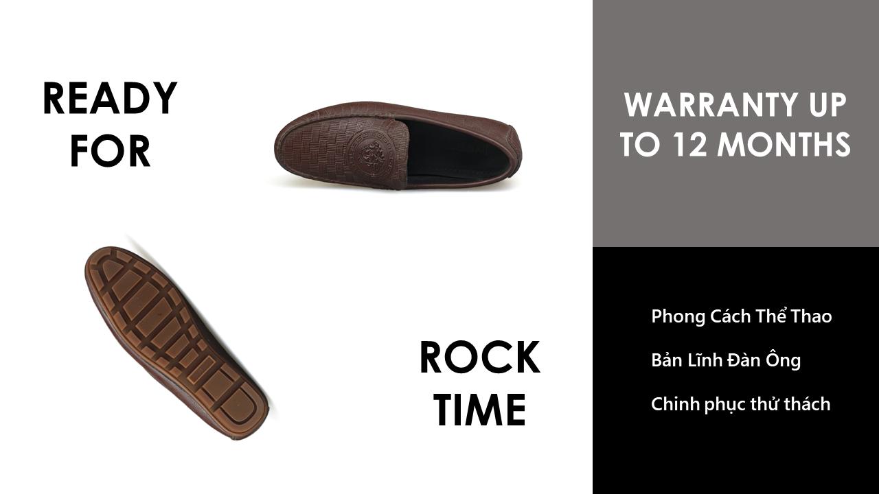 giày lười chất lương cao giá rẻ GL9812n9