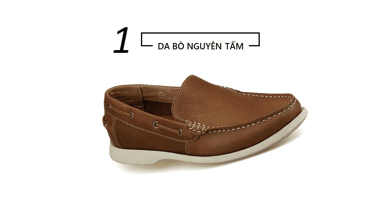 Giày lười thời trang nam tính chi tiết tinh xảo nhập khẩu 4