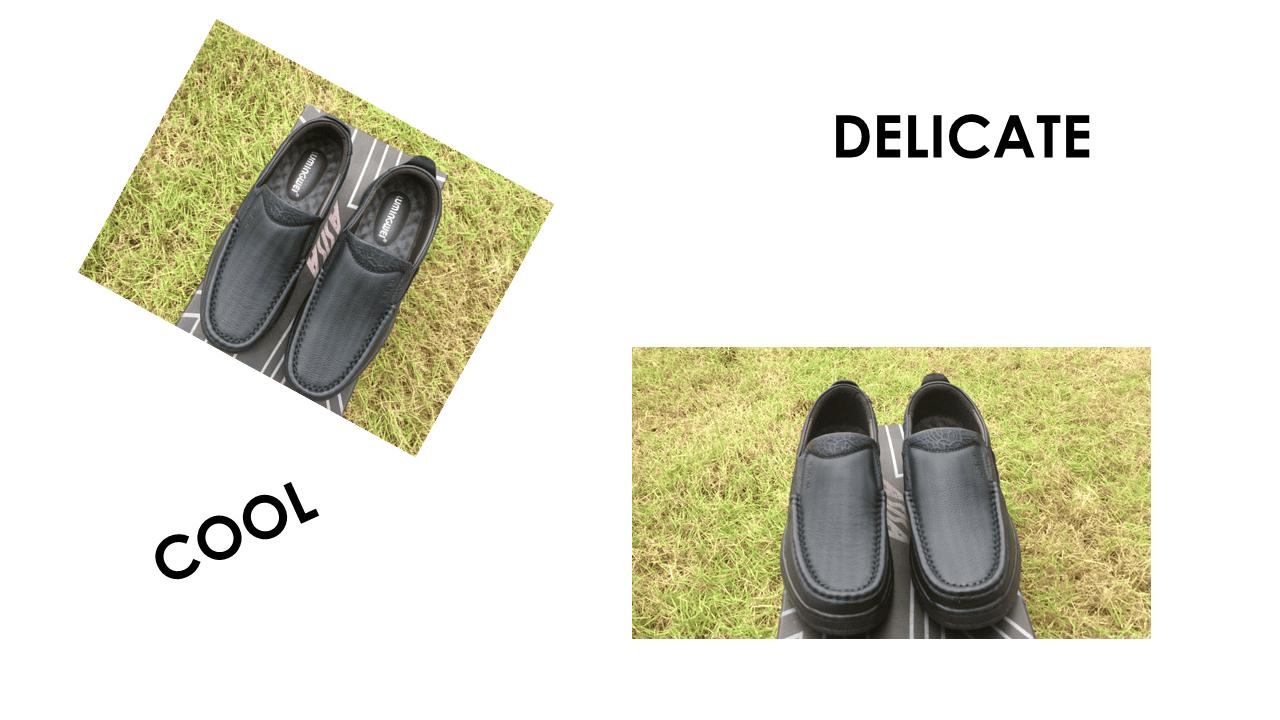 Giày lười thời trang lịch lãm nhập khẩu phong cách SHMODE 2018 GL320D12