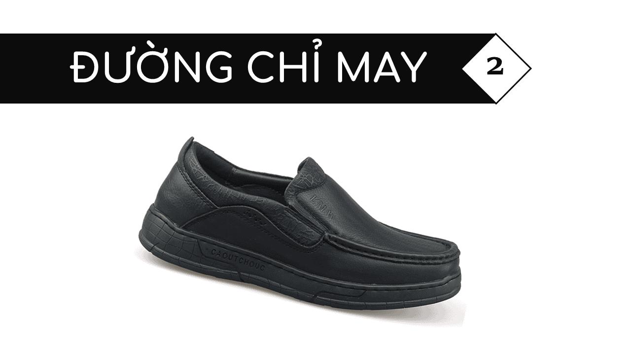 Giày lười thời trang lịch lãm nhập khẩu phong cách SHMODE 2018 GL320D5
