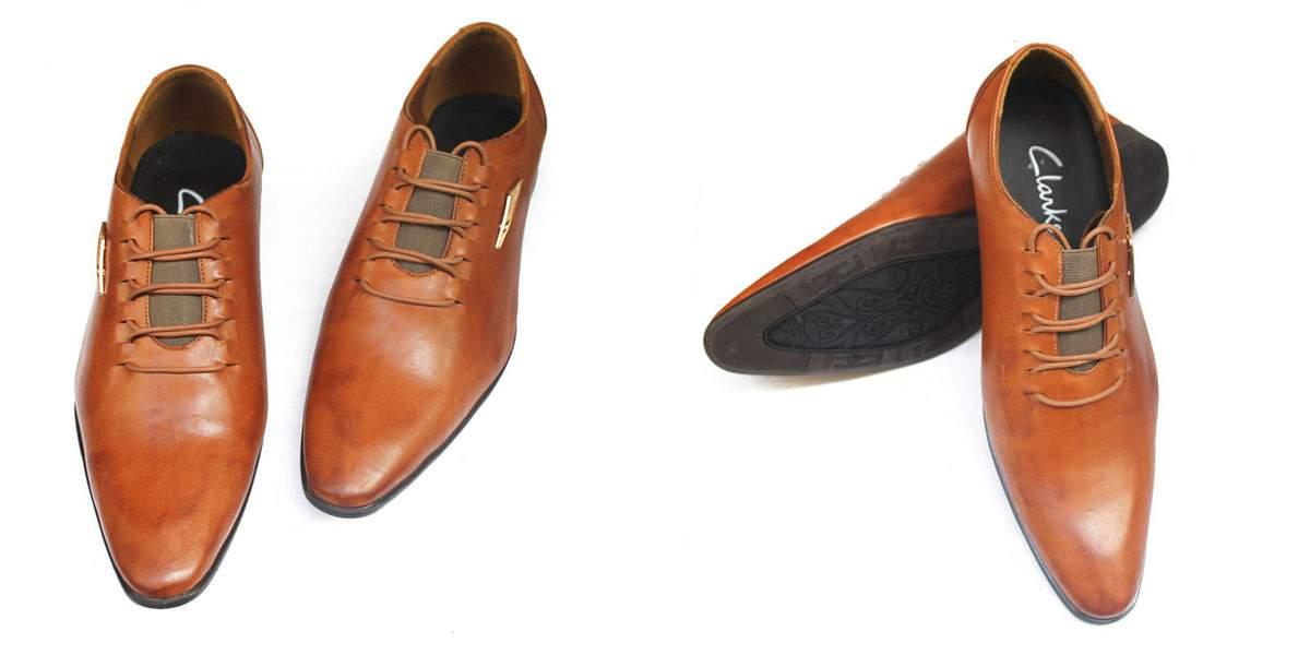 giay nam 2031 Một số mẫu giày nam lí tưởng cho ngày hè được thêm thú vị