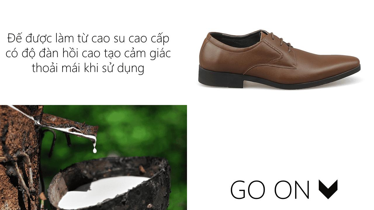 giày nam chất lượng cao thiết kể trẻ trung GCS6023N8