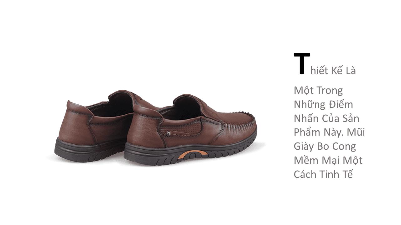 giày lười thương hiệu quốc tế giá tốt GL3188n12