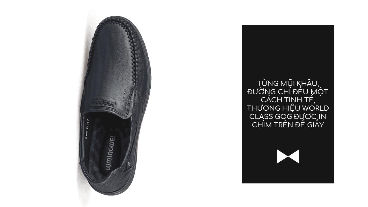 giày lười thương hiệu quốc tế giá tốt GL3188n14