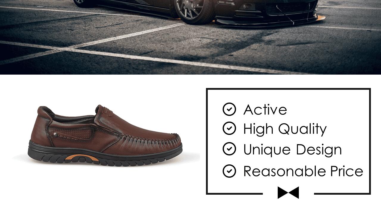 giày lười thương hiệu quốc tế giá tốt GL3188N2